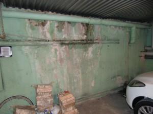 Nytorgspalatset,garage före